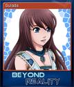 Beyond Reality Card 4