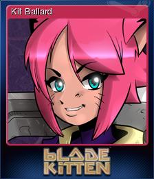 Blade Kitten Card 01