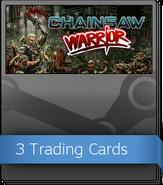Chainsaw Warrior Booster