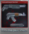 Crimsonland Foil 6