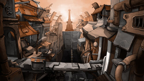 Deponia The Complete Journey Artwork 6