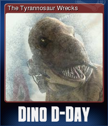 Dino D-Day Card 7