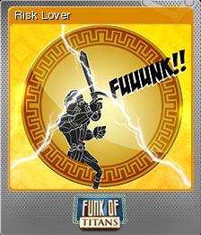 Funk of Titans Foil 4