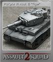 Men of War Assault Squad 2 Foil 01