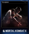 Mortal Kombat X Card 4