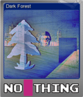 NO THING Foil 5