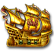 Nightmares from the Deep 3 Davy Jones Emoticon galleon