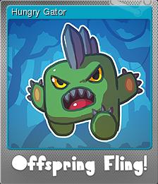 Offspring Fling! Foil 3