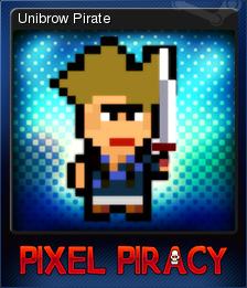 Pixel Piracy Card 11