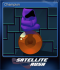 Satellite Rush Card 8