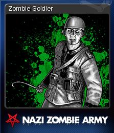 Sniper Elite Nazi Zombie Army Card 8