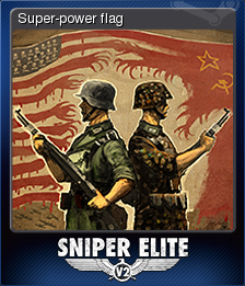 Sniper Elite V2 Card 2