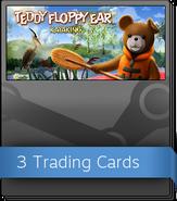 Teddy Floppy Ear Kayaking Booster Pack