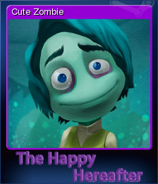 The Happy Hereafter Card 03