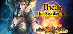 Thea The Awakening Logo