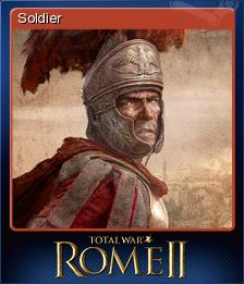 Total War Rome II Card 5