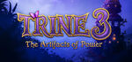 Trine 3 The Artifacts of Power Logo