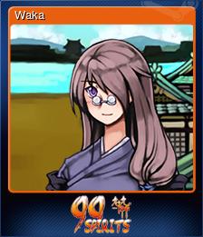 99 Spirits Card 05