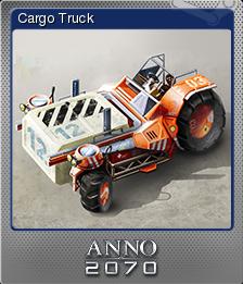 Anno 2070 Foil 8