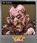 Barbarian Brawl Foil 6