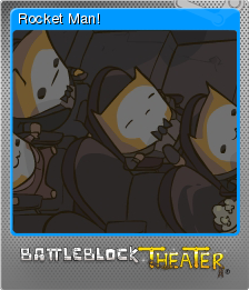 BattleBlock Theater Foil 7