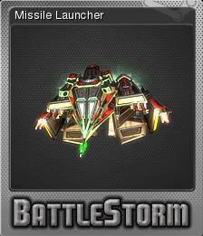 BattleStorm Foil 2