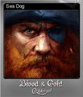 Blood & Gold Caribbean Foil 01