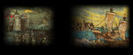 Citadels Background Medieval Paintings