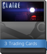 Claire Booster Pack