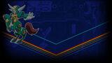 Mega Man Legacy Collection Background Centaur Man Background