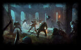 Middle-earth Shadow of Mordor Background The Gravewalker