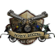 Pixel Puzzles UndeadZ Badge 5