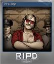 R.I.P.D. The Game Foil 7