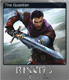 Risen 3 - Titan Lords Foil 2