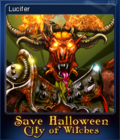 Save Halloween City of Witches Card 11