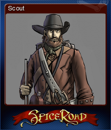 Spice Road Card 6