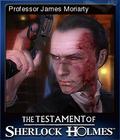 The Testament of Sherlock Holmes Card 5
