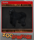 Zoo Rampage Foil 7