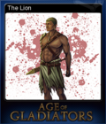 Age Of Gladiators Card 5