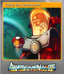 Awesomenauts Foil 12