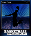 Basketball Pro Management 2015 Card 2