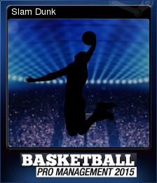 Basketball Pro Management 2015 Card 2
