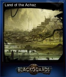 Blackguards Card 1
