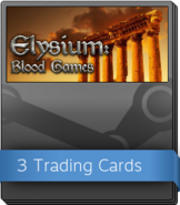 Elysium Blood Games Booster Pack