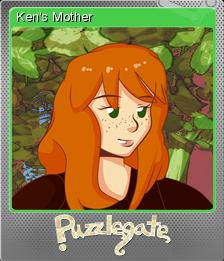 Escape from Puzzlegate Foil 11