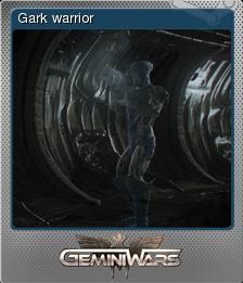 Gemini Wars Foil 6