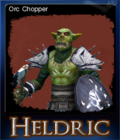Heldric The legend of the shoemaker Card 2