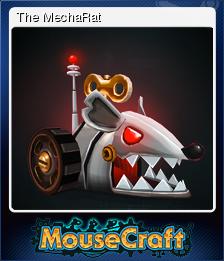 MouseCraft Card 1