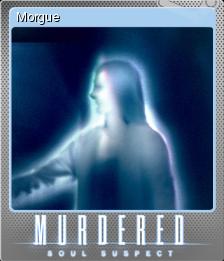 Murdered Soul Suspect Foil 1