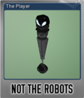 Not The Robots Foil 1